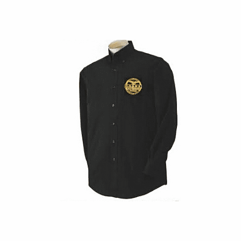 COBRA-Defense Custom Embroidered Long Sleeve Business Shirt
