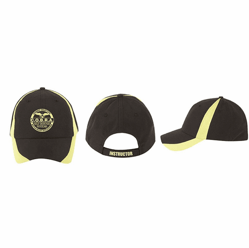 COBRA Instructor Hat With Full Embroidered Logos