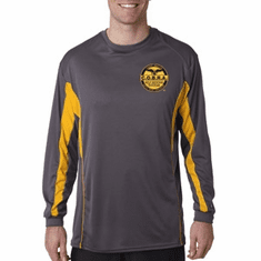 COBRA- Long Sleeve Dri- Fit  Performance T-Shirt