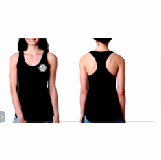 COBRA Racer Back Tank Tops
