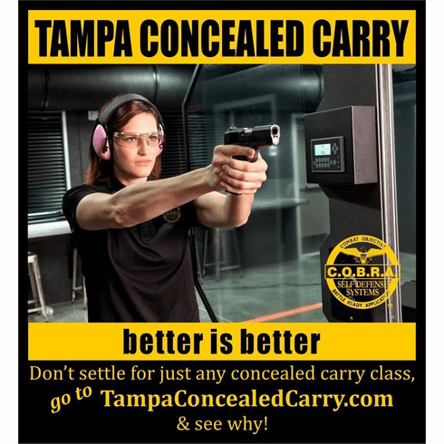 Concealed Carry Class Teacher and Medical Professional Discount