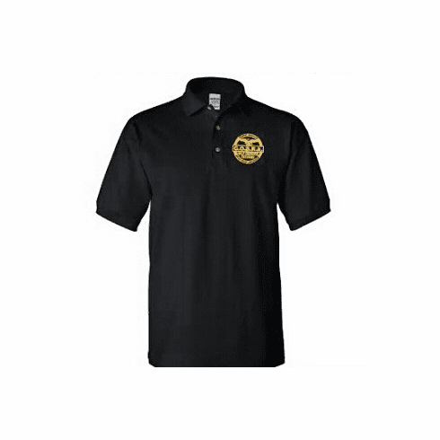 Custom Embroidered COBRA-Defense Business Polo -Cotton