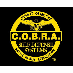 CUSTOMIZE YOUR COBRA-DEFENSE Authorized Training Center BANNER