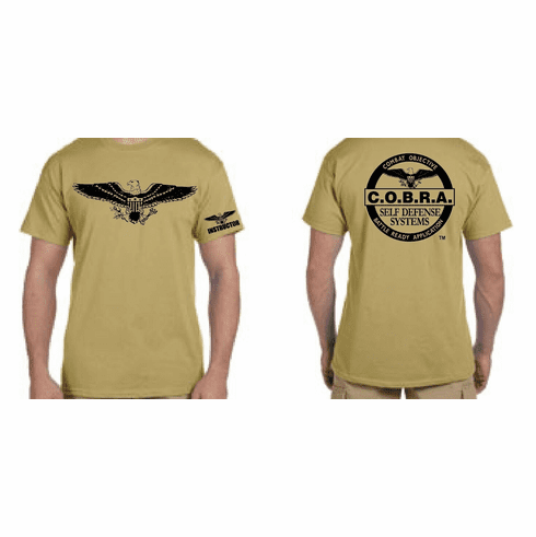 NEW DESIGN - Instructor Shirt Desert Color
