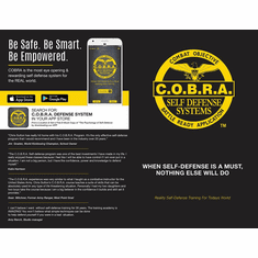 NEW Official COBRA Brochure - 250 COUNT