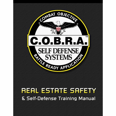 Official REAL ESTATE Safety & Self-Defense Training Manual