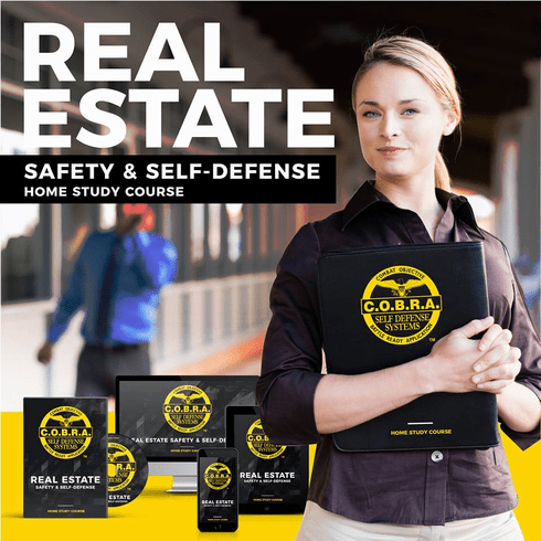 REAL ESTATE Professional Safety and Self-Defense  HOME STUDY COURSE