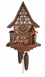 Eight Day Cuckoo Clock  Schneider Germany Beer Drinkers