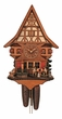 Schneider Cuckoo Clock Beer Drinkers  Eight Day Movement
