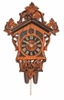 Unique Wood Crafted Schneider Cuckoo Clock