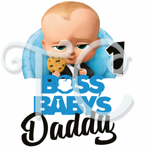 Boss Baby Custom Family Birthday Shirt