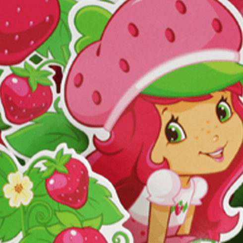 Deluxe Strawberry Shortcake Personalized Party Pack