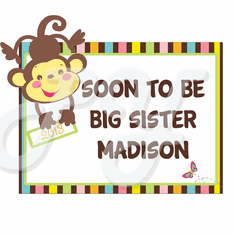 Fisher Price Baby Shower Peronalized Party Favors