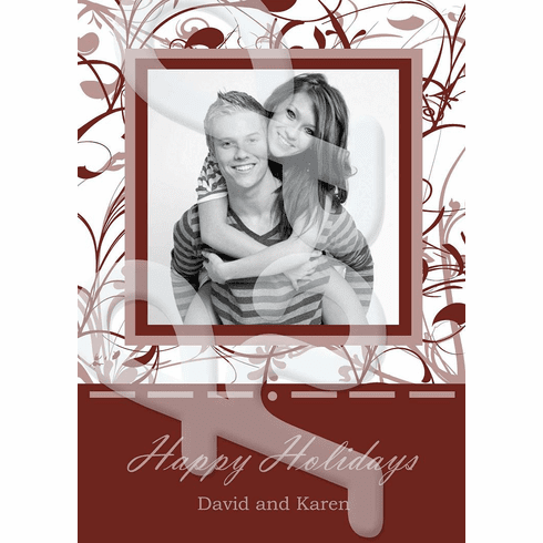 Holiday Photo Greeting Card