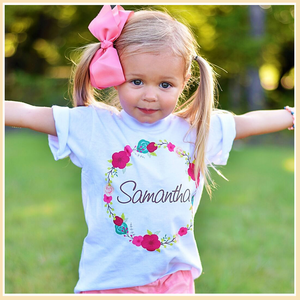 Personalized Girls Wear