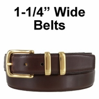 "1 1/4"" Wide Belts"