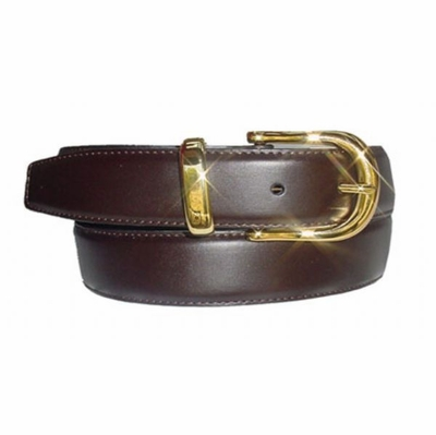 "1360 Calfskin Leather Dress Belt - 1 1/4"" wide"