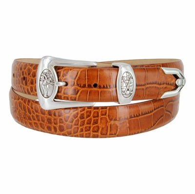 "1405 Golf Leather Men's Belt - 1 1/8"" wide"