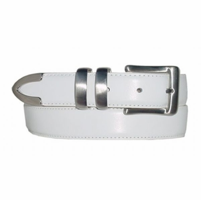 "1557 Men's Leather Dress Belt - 1 1/8"" wide"