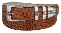 1713 Italian Calfskin Leather Belt