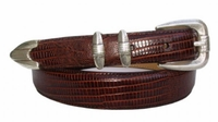 1793 Fullerton  Italian Calfskin Leather Designer Belt