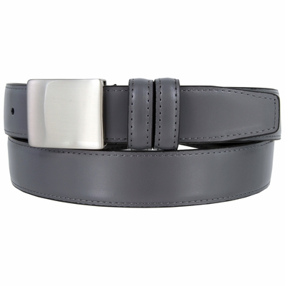 "1832 Office Dress Genuine Leather Belt - 1 1/8"" wide"