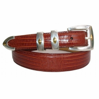2026 Italian Calfskin Leather Dress Belt