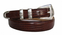 2086 Western Leather Dress Belt