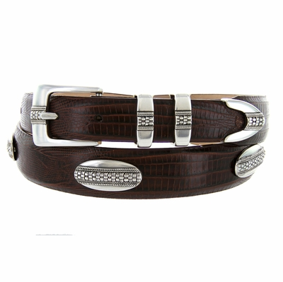2503 Italian Calfskin Leather Dress Designer Golf Belt