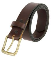 "2542 Casual leather Belt  - 1 1/4"" Wide"