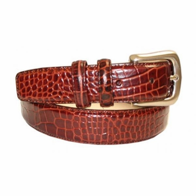 "2561 Dress Leather Belt - 1 1/4"" wide"