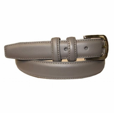 "2645 Leather Dress Belt  -  1"" Wide"