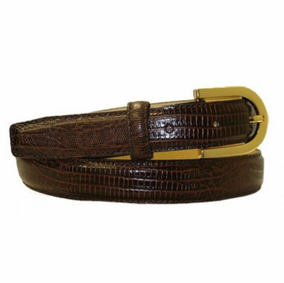 "2900  Dress Leather Belt - 1"" wide"