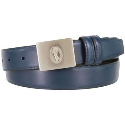 "2988 Golf Dress Genuine Leather Belt - 1 1/8"" wide"