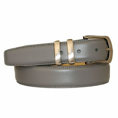 3016 Italian Calfskin Leather Dress Belt - 1 1/4 wide