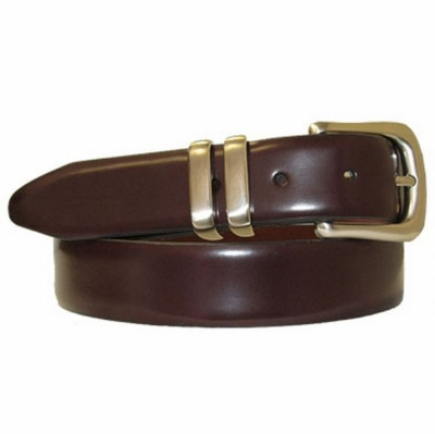 "3020 Leather Dress Belt - 1 1/4"" wide"