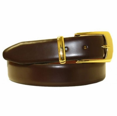 "3070 Genuine Leather Dress Belt - 1 1/4"" wide"