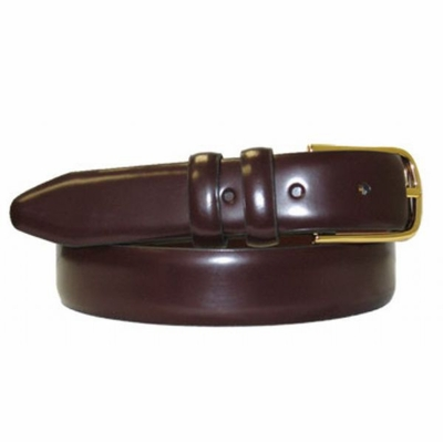 "2920 Genuine Leather Dress Belt - 1 1/8"" wide"