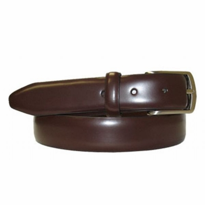 "2931 Genuine Leather Dress Belt - 1 1/8"" wide"
