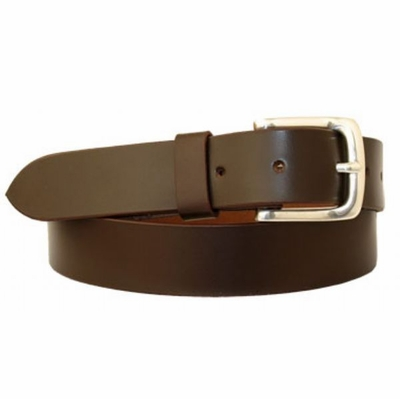 "3178 Leather Casual Belt - 1 1/8"" wide"