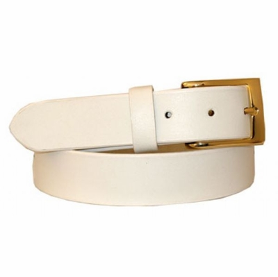 "3181 Full Grain Leather Belt - 1 1/4"" wide"