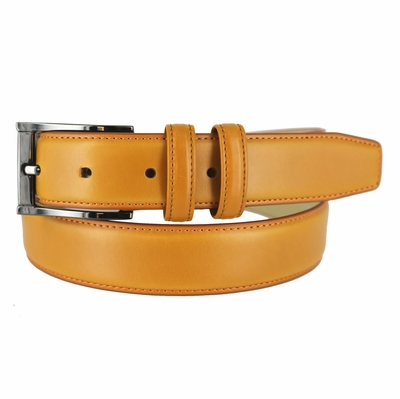 "32278 Dress Leather Belt - 1 1/4"" wide"