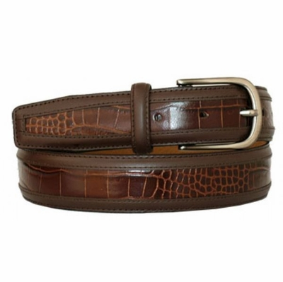 "3410 Dress Belt - 1 3/8"" wide"