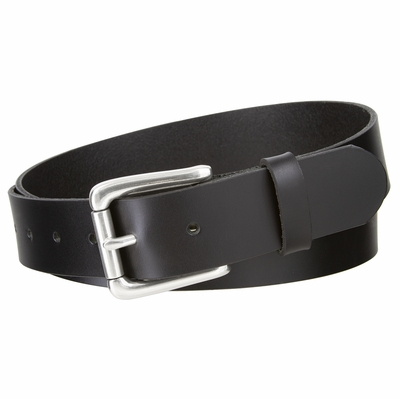 "3617 Roller Casual Smooth Leather Dress Belt - 1 3/8"" wide"