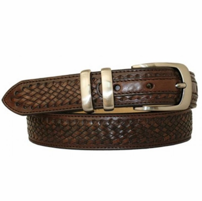 "3742 Braided Basket-weave - 1 1/8"" wide"