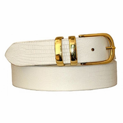 "3804 Full Grain Leather Belt - 1 3/8"" wide"