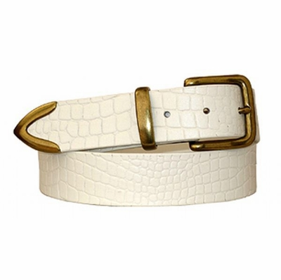 "3807 Full Grain Leather Belt - 1 3/8"" wide"