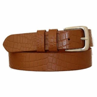 "3823 Full Grain Leather Dress Belt - 1 1/4"" wide"