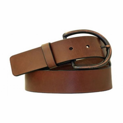 "4030 Full Grain Leather Belt - 1 3/4"" wide"