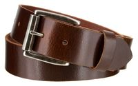 "4149 Roller Full Grain Leather Belt - 1 1/2"" wide"